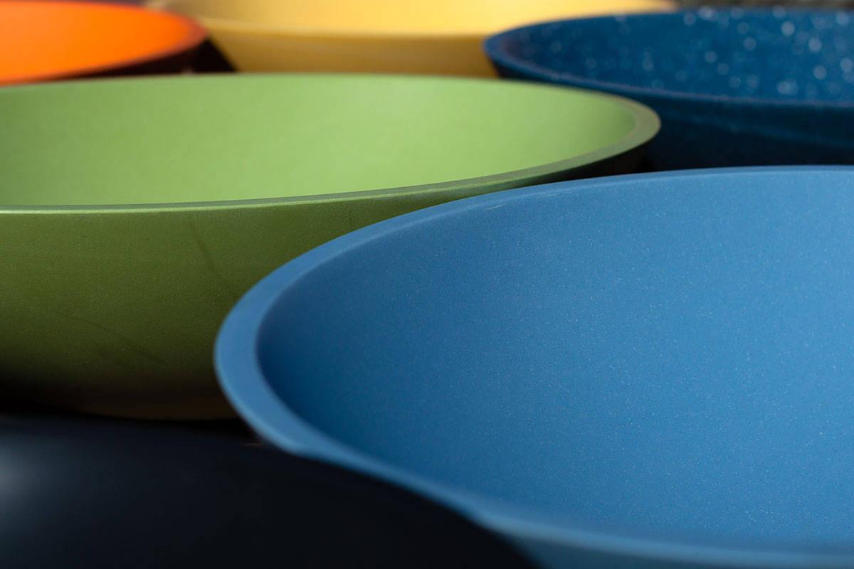 כיורי קוריאן במגוון צבעים לבחירה